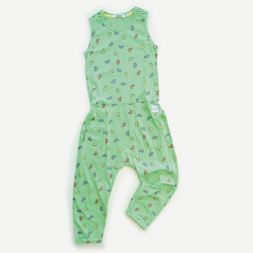 Indikidual kids unisex jumping beans all in one romper jumpsuit
