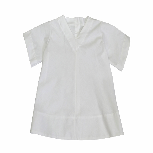 Cotton Sparrow unisex white shirt for children