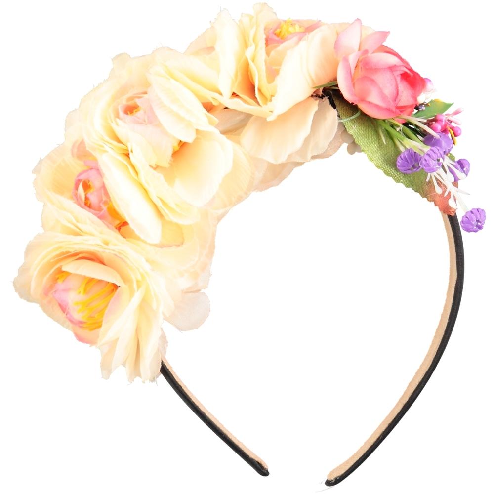 Molo flower headband