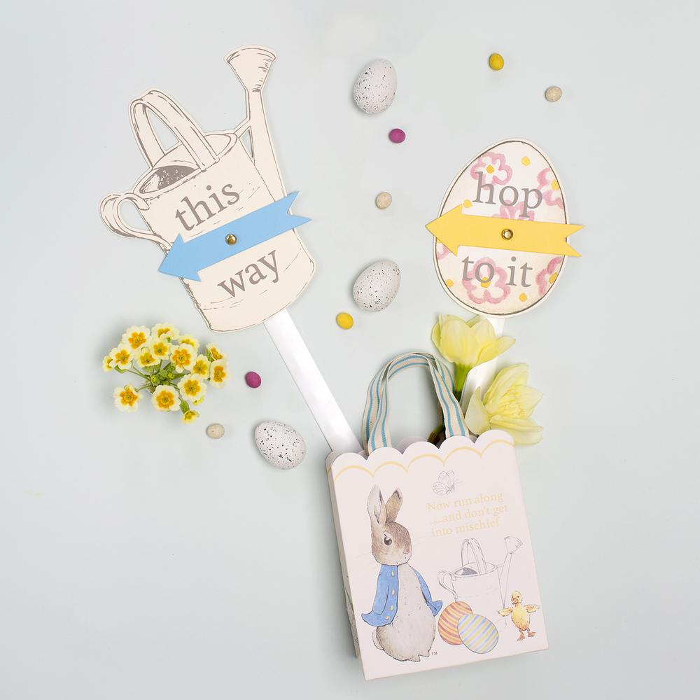 Party Ark Easter egg hunt kit