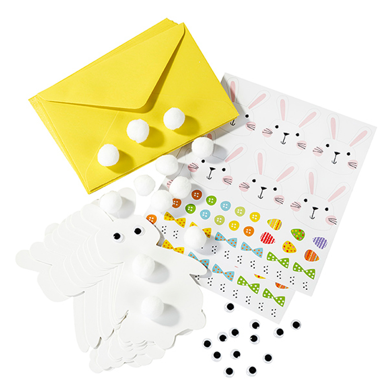 Little lulubel Easter bunny card making kit
