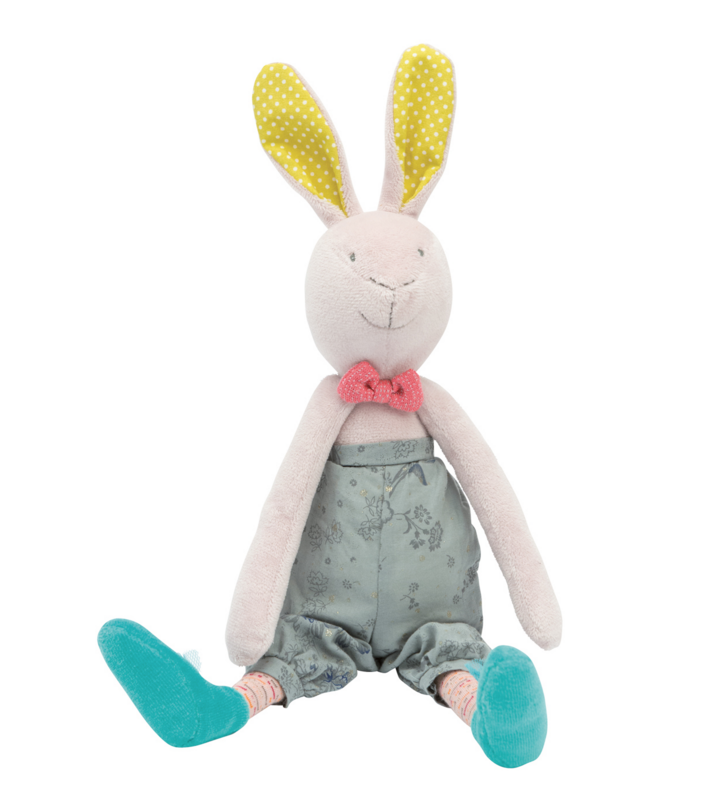 Melijoe Moulin Roty Mr Rabbit toy