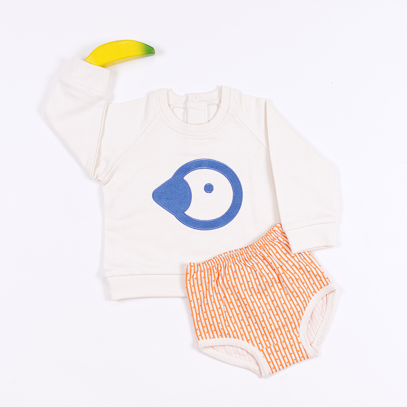 Piupia sweater £22.40. Culottes £8.40