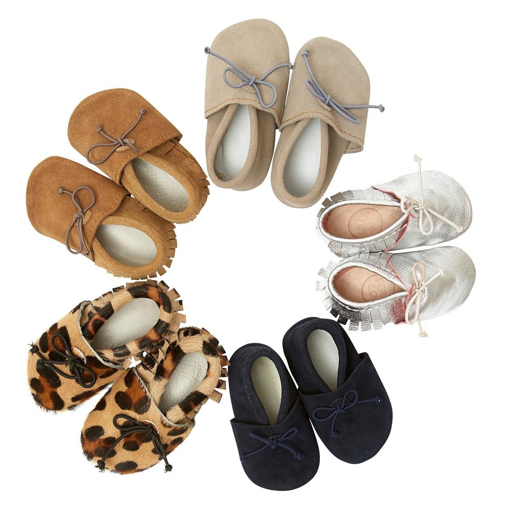 Pepa & Co baby moccs
