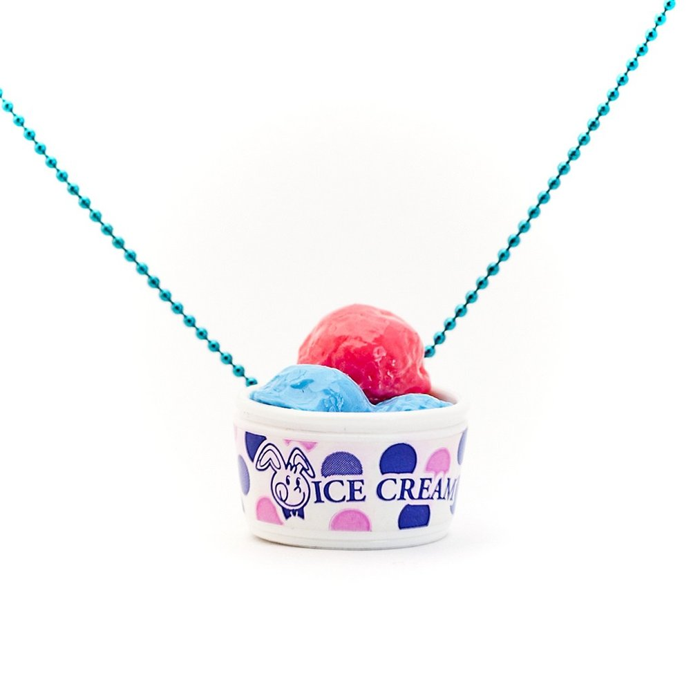 Engel icecream necklace