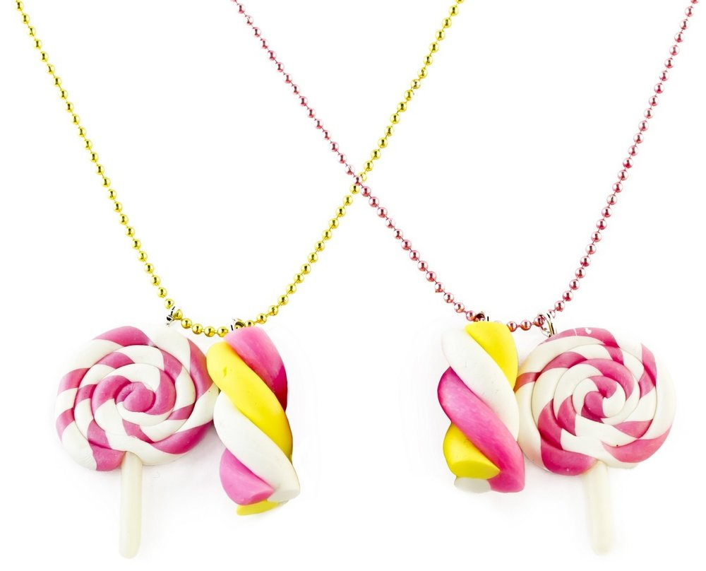 Engel lolly candy necklaces