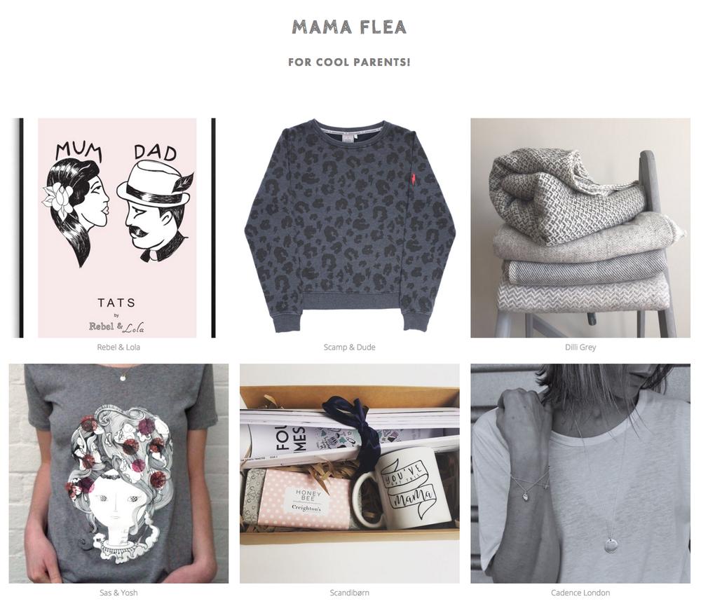 Mama Flea