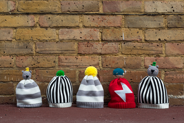 Bobble Beanies, from £28