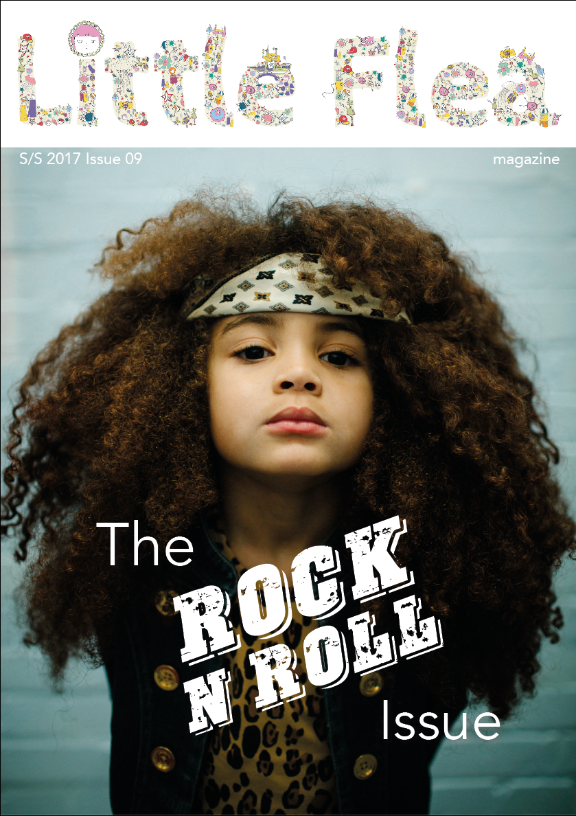 Little Flea - The Rock & Roll issue  click to view
