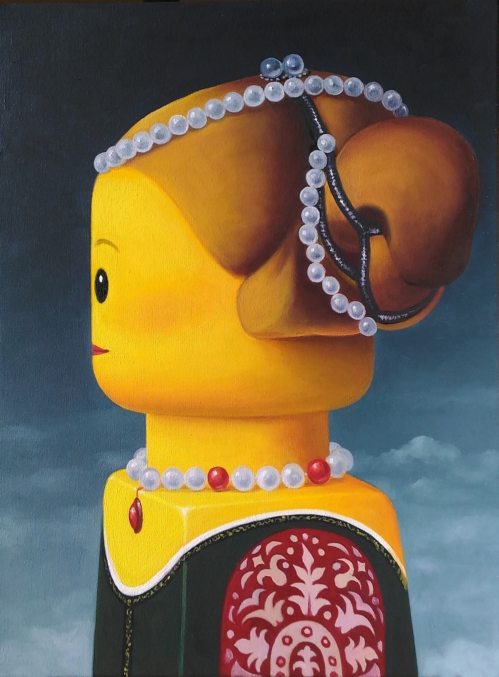 Stefano Bolcato lego classic art series