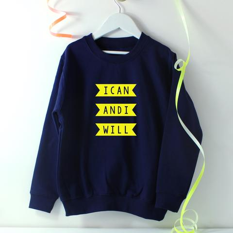 Scamp kids sweatshirt