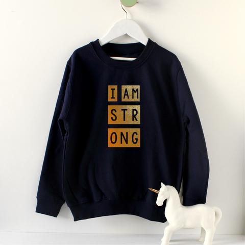Scamp kids unisex sweatshirts