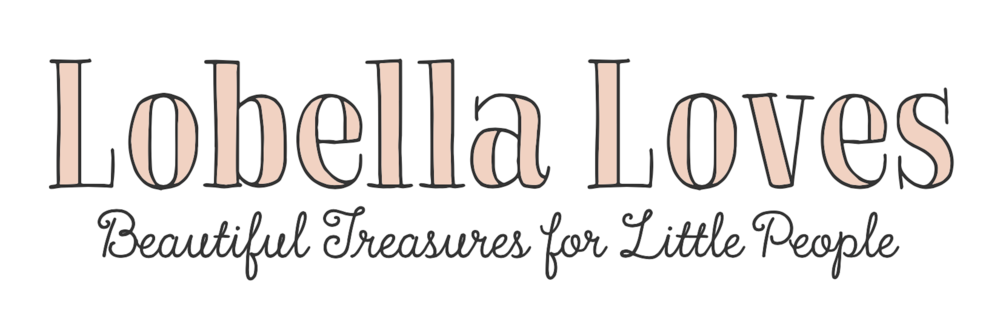lobella loves logo