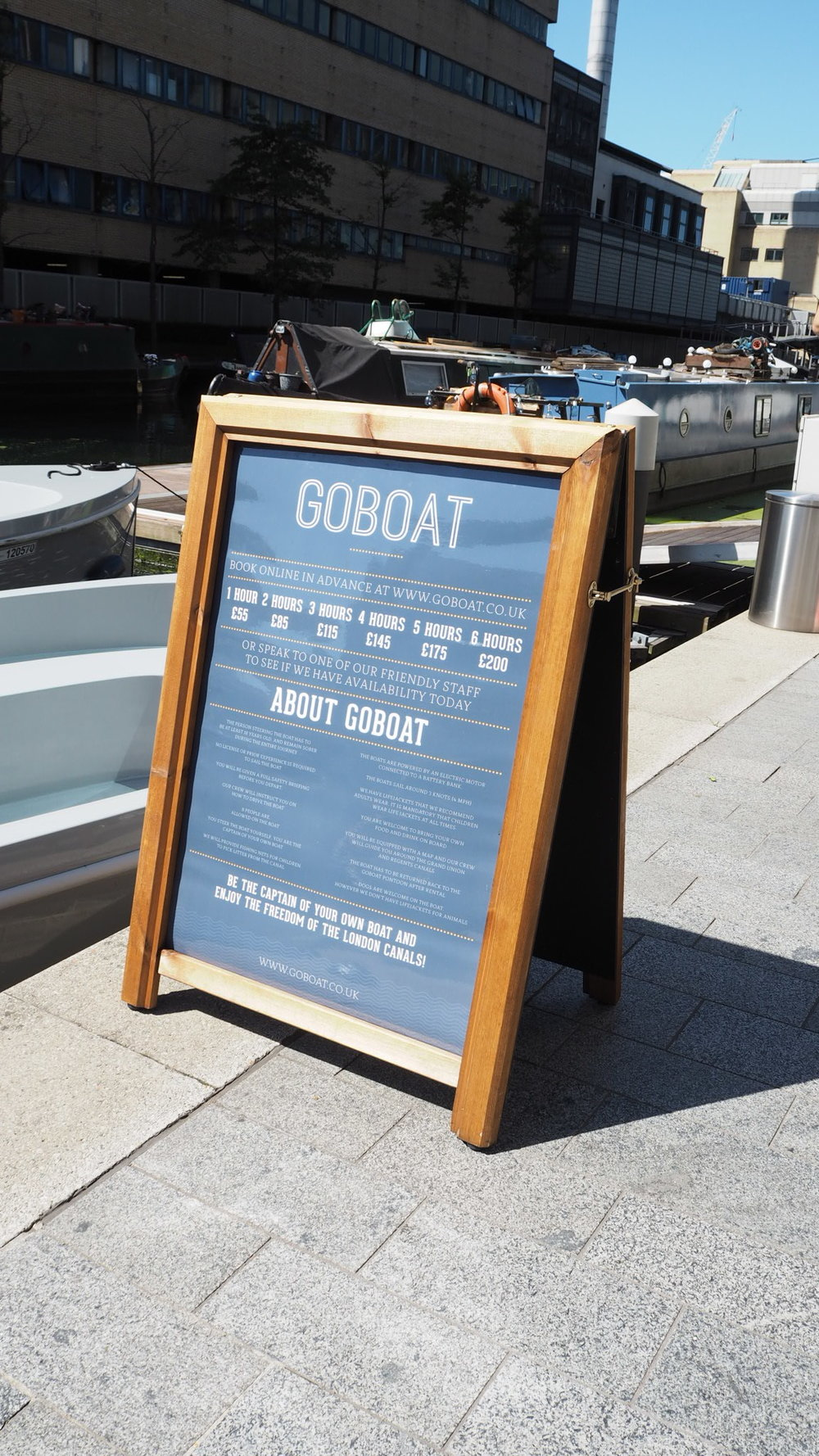 GoBoat London