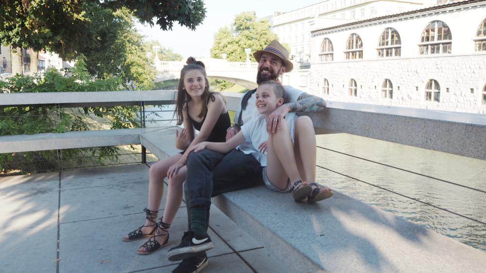 Airbnb trip to Ljubljana Slovenia