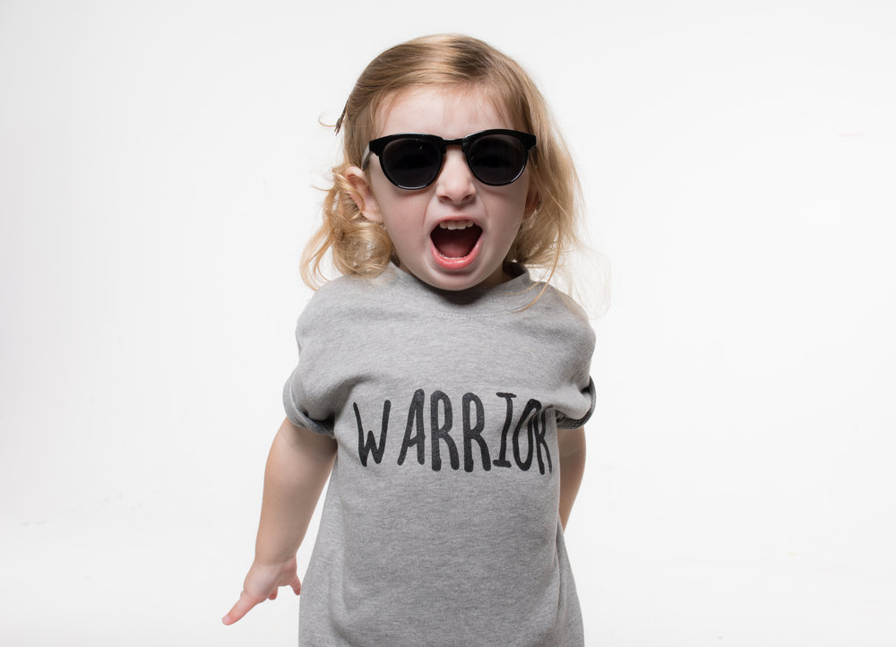 Zero Fox kids clothing with attitude