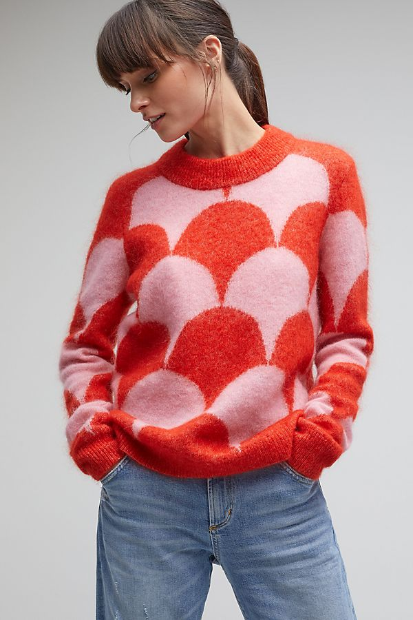 Jumper, £160 Anthropologie