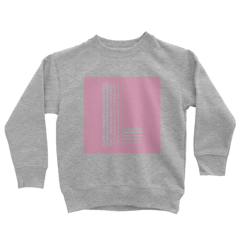 Letter sweat, £24.95 Lella
