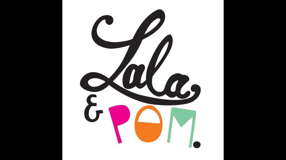 Lala & Pom logo