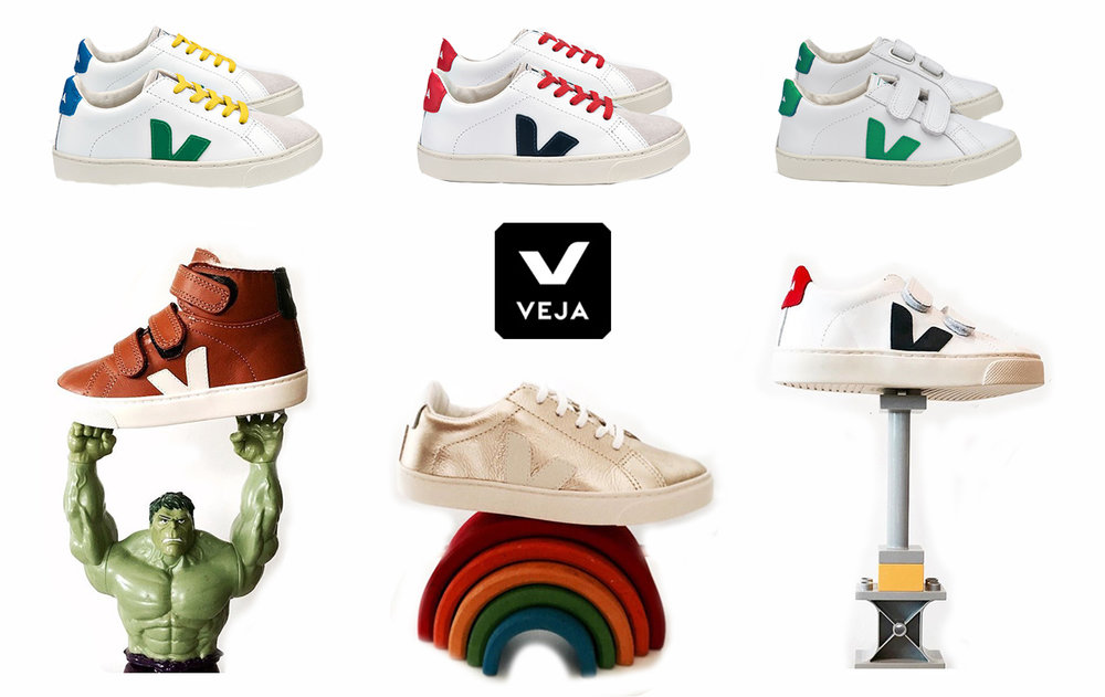 Cocoon Child Veja trainers