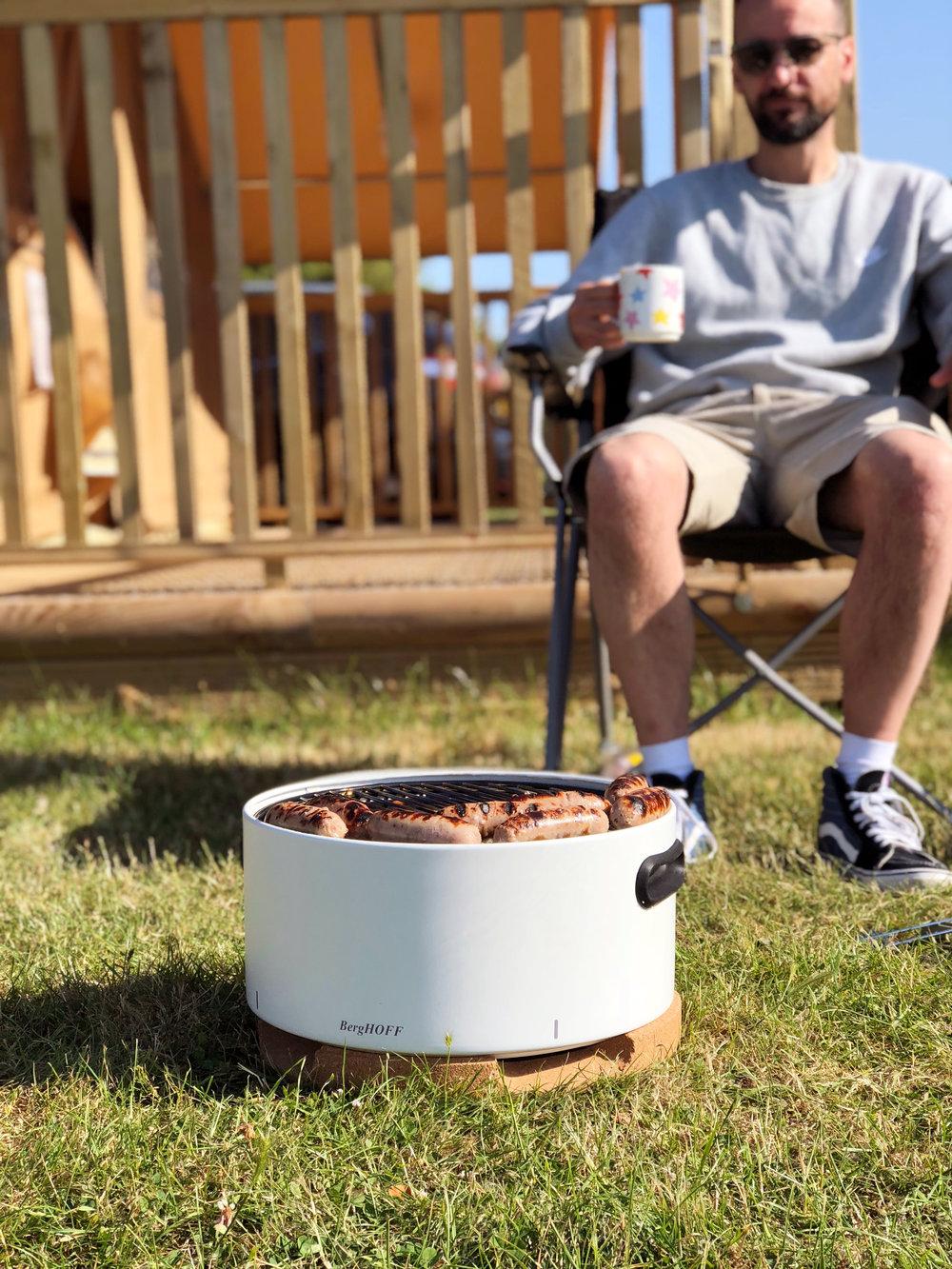 Ready Camp BBQ Berghoff