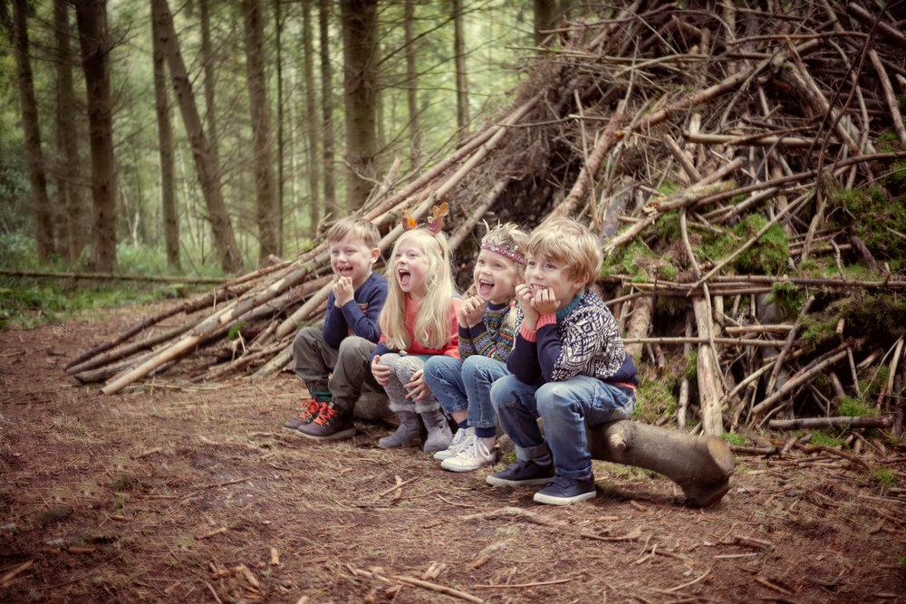 The faraway gang traditional kids knitwear