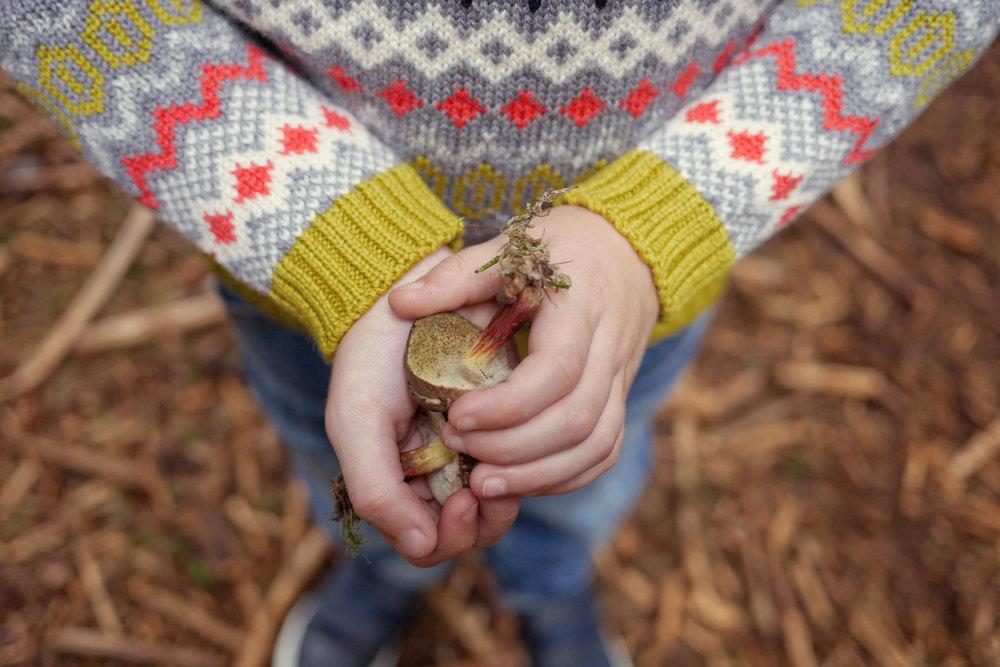 The Faraway Gang unisex kids knitwear