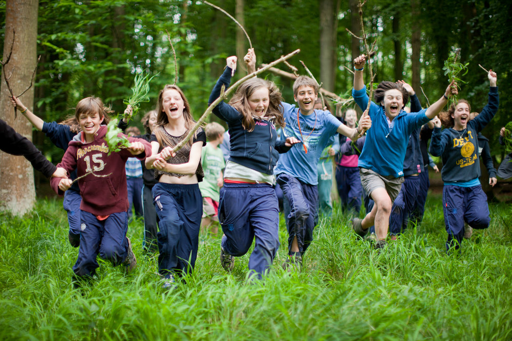 Camp Wilderness - summer camps for kids