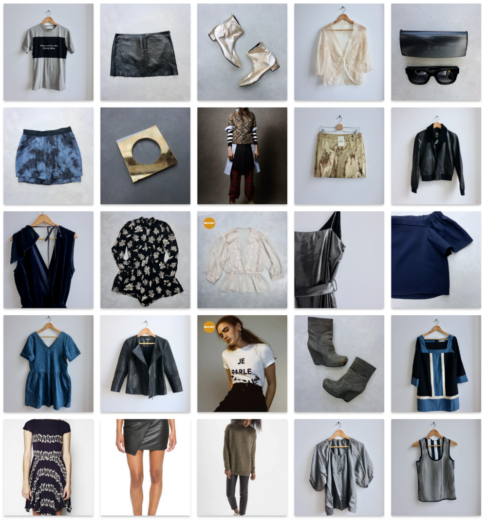 Manifesto women preloved and second hand clothing
