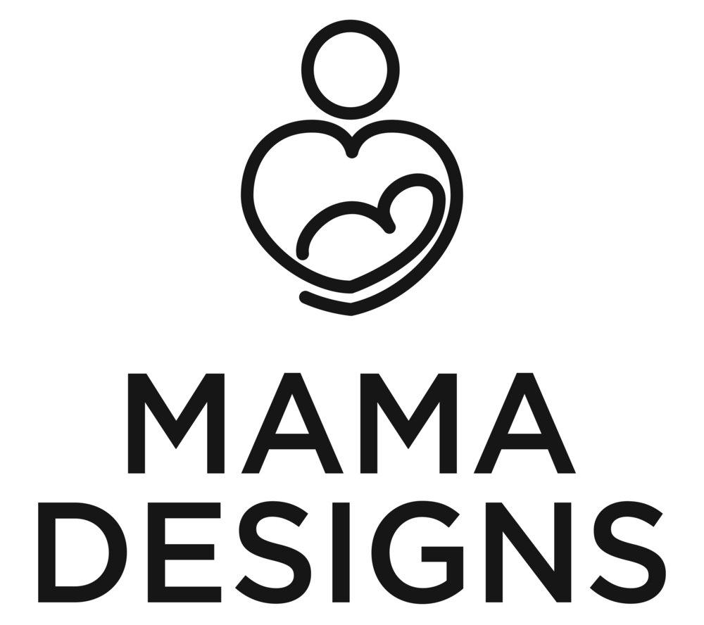 mama designs logo