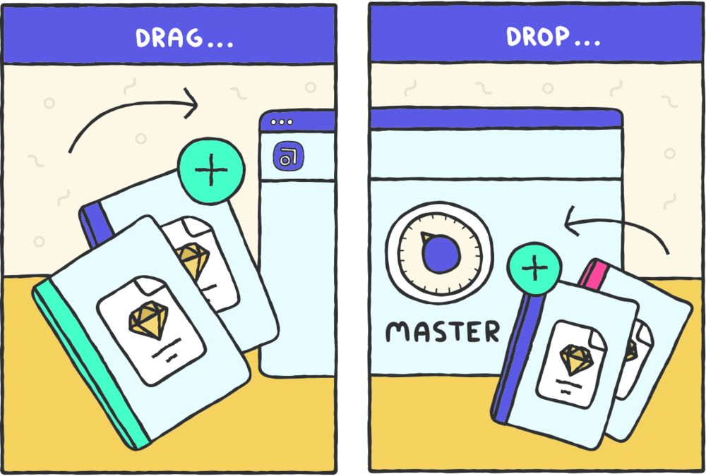 Step 2: import files