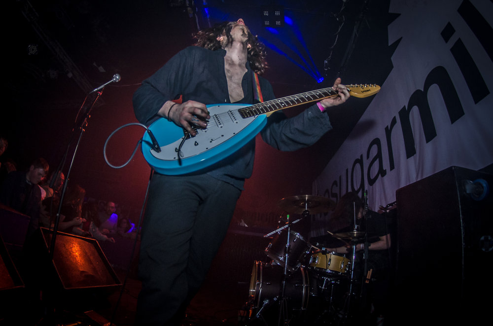 The Blinders, by concert photographer trust a fox, manchester