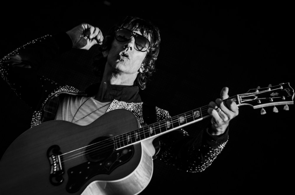 Richard Ashcroft live at Finsbury Park 29/06/18 Liam Gallagher Gig