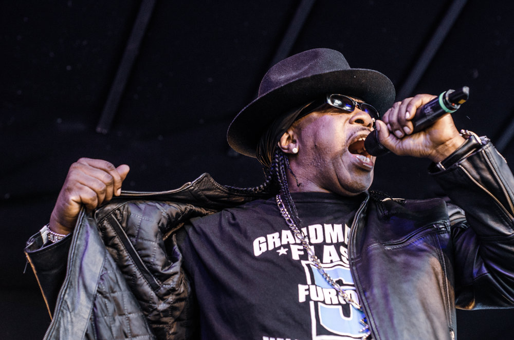 Sugar Hill Gang live Blackthorn 2018