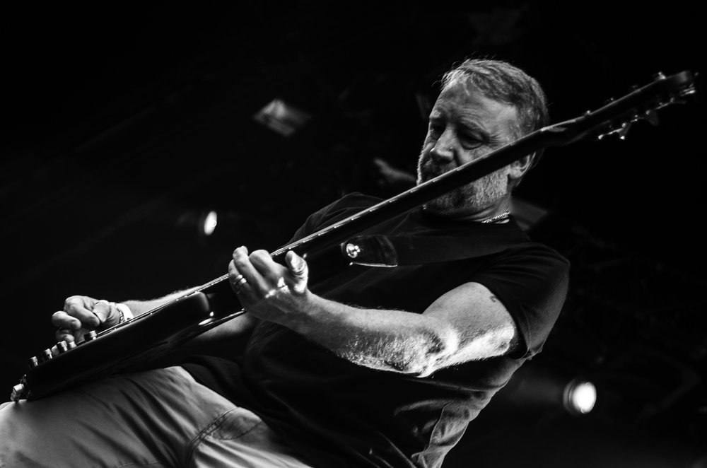 Peter Hook and the Light live at Kendal Calling 2018 - Peter Hook and the Light live at Kendal Calling 2018
