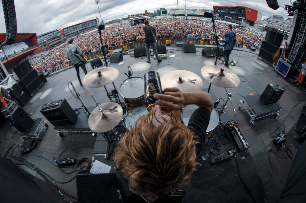 Twisted Wheel  - Emirates Old Trafford 18/08/18