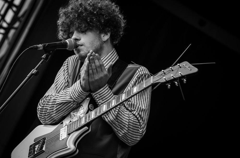 No Hot Ashes - Bingley Music Live Festival 2018