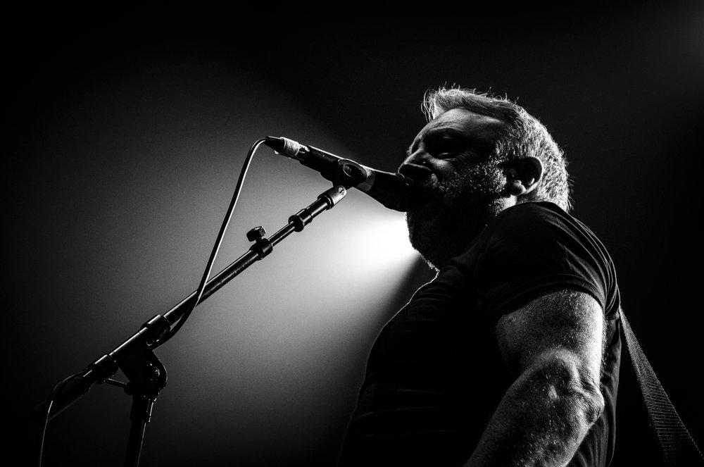 Peter Hook & the Light  -  live at Shiiine On 18