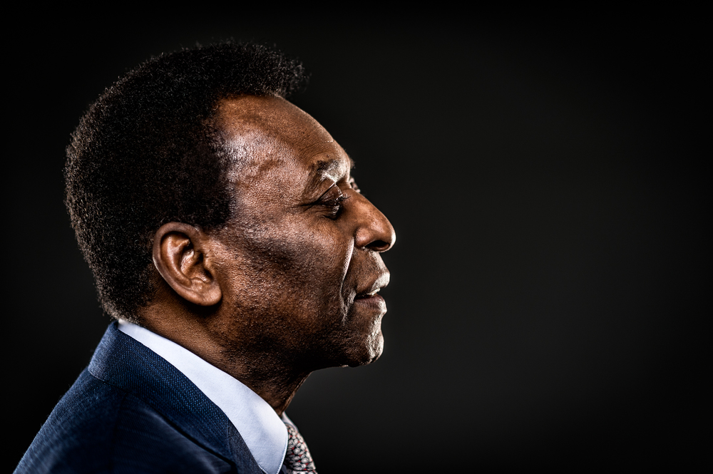 Nick Garcia shoots Pele profile