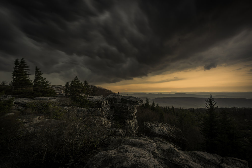 Dolly Sods Storm
