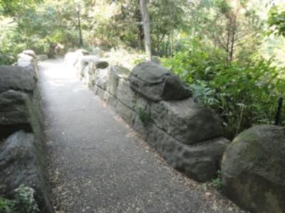 Rocks in the Rambles