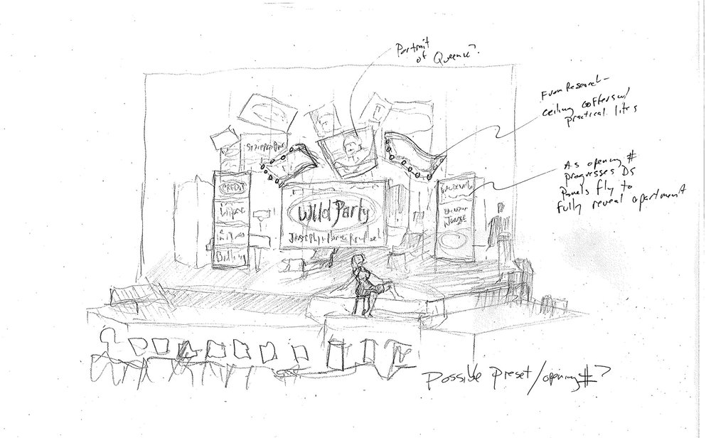 Rough Sketch, Prologue