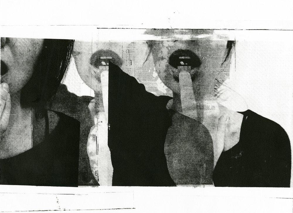 "Lithograph, 11x15"", 2017"