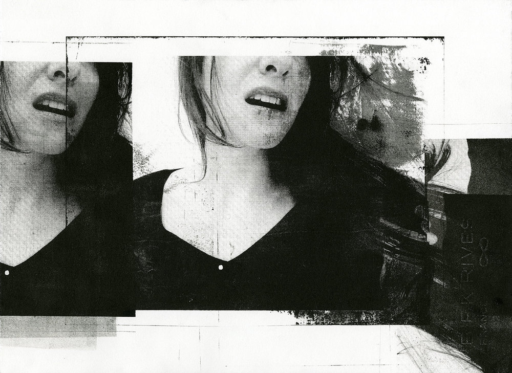 "Lithograph ,  11x15"", 2017"