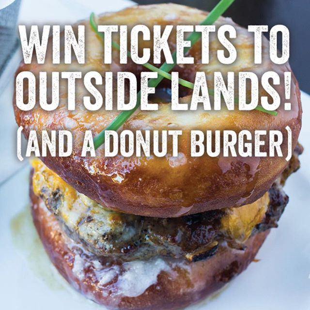 @strawsf is giving away a pair of 3-day passes to @outsidelands! Head on over to their Insta for the link. 🎉🎉🎉 #strawsf #giveaway #wednesdayseven