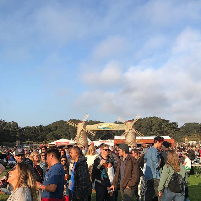 Outside Lands 🙌 #ol10