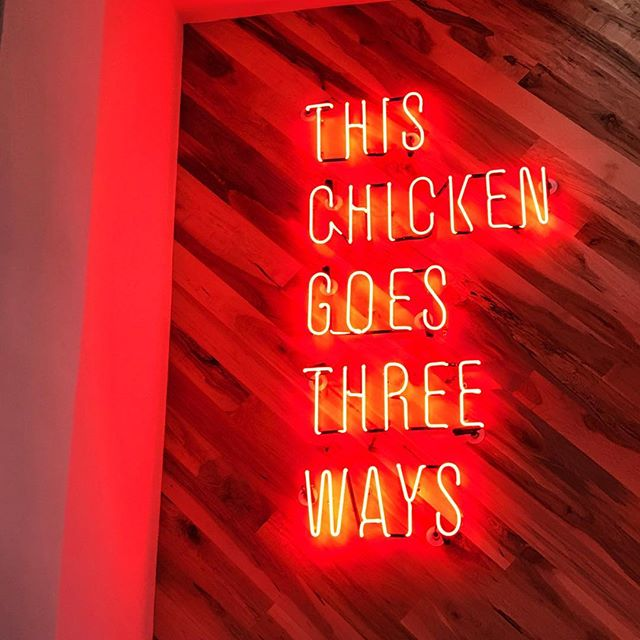Congrats @eatpropchicken on today's grand opening party - they open their second location in Oakland on Wednesday, September 13! 🎉👏 #propositionchicken #oakland #wednesdayseven #agencylife
