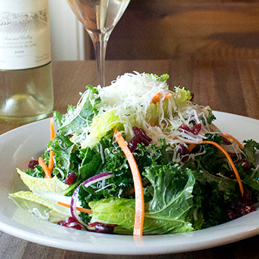 Get 15% off your online order through January 15th with code INSTAWIN. You can even try our January Special Salad: kale, hearts of Romaine, Bosc pears, red onions, julienned carrots, dried cranberries, Pecorino and honey-champagne vinaigrette! #tomatina