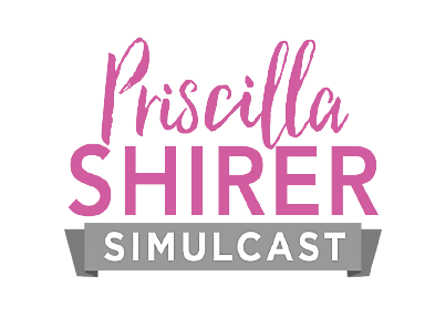 April 28th @ 9am - Let Priscilla Shirer teach the Word of God at YOUR church, along with a hundred thousand other women around the globe!