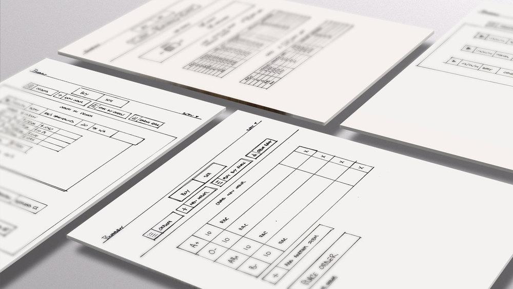 Sketch Prototypes